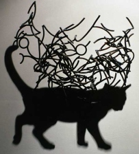 Artsnapper_Cat Shadow