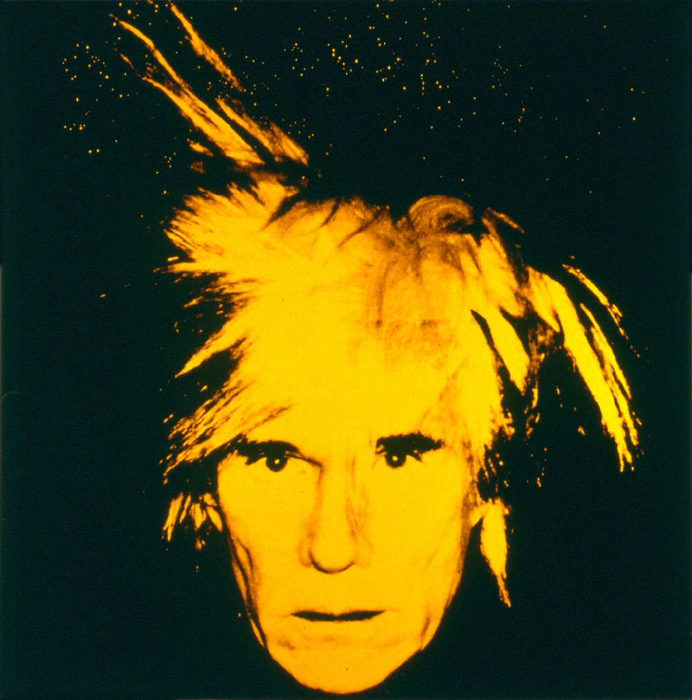 Andy Warhol's Iconic Polaroid Portraits on Display in London